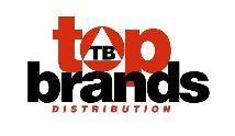 Top Brands Distribution
